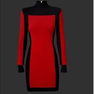 Balmain HM dress